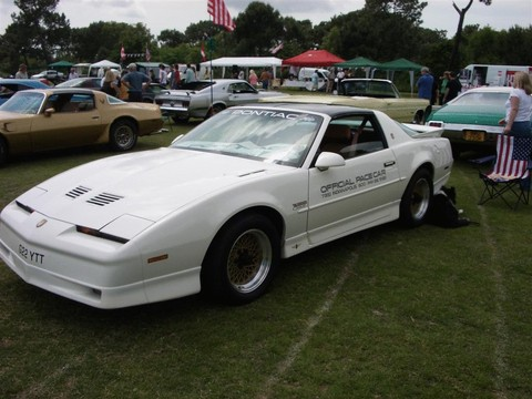 Pontiac 20th Anniversary Trans Am