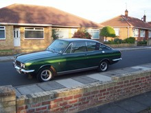 Sunbeam Rapier HS120