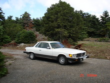 450SLC 5.0/500SLC Coupe