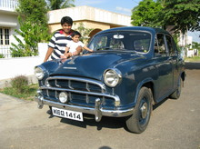 Morris Oxford II
