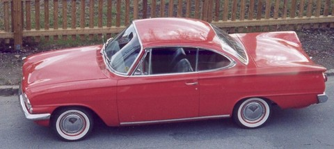 Euro Car Parts Preston >> Ford Consul Capri GT - Vehicle Summary - Motorbase