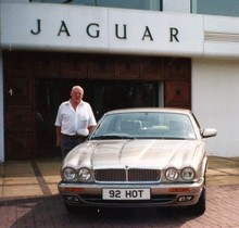 Jaguar XJ6 Executive 3.2 Litre