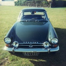 Sunbeam Alpine IV