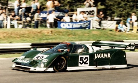 Jaguar Racing XJR 6