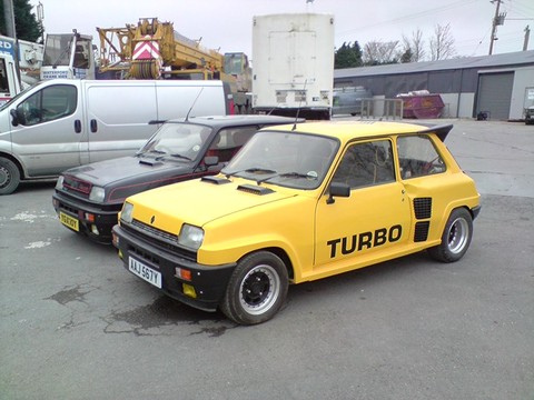 Renault 5 Gordini Turbo