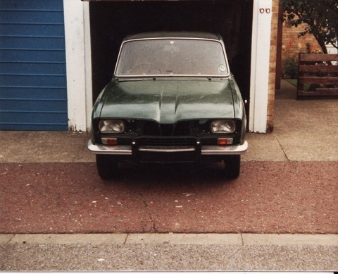 Renault 16 - Full Restoration