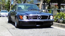 Mercedes-Benz 450SLC 5.0/500SLC Coupe