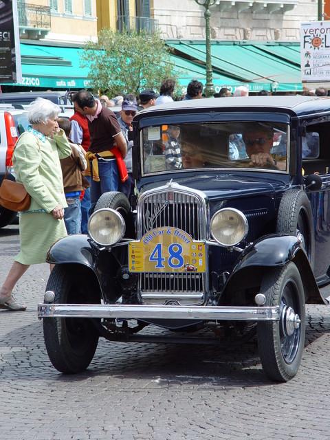 Research Garage Nuneaton >> Fiat 508 Balilla - Vehicle Summary - Motorbase