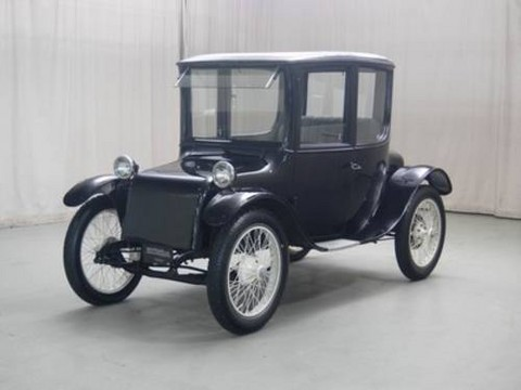 Milburn Wagon Company Light Electric Coupe