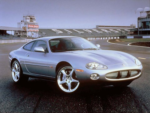jaguar xkr silverstone coupe convertible vehicle summary motorbase. Black Bedroom Furniture Sets. Home Design Ideas