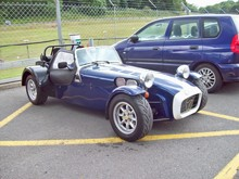 Caterham Super Seven S3
