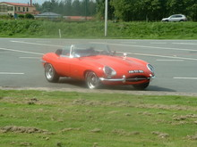 Jaguar E-type 3.8 litre Roadster