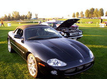Jaguar XKR 100 Convertible