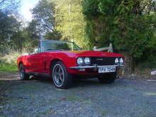 Jensen Interceptor Convertible/Coupe