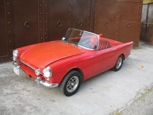 Sunbeam Alpine I
