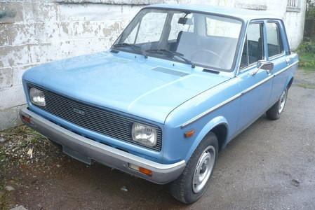 Fiat 128 Picture Gallery Motorbase