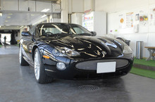 Jaguar XKR Black Knight