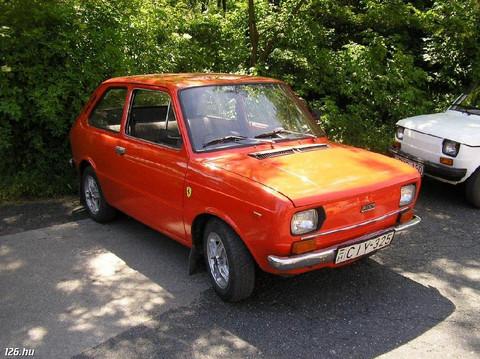 Fiat 133 Vehicle Summary Motorbase
