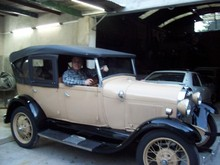 Ford (USA) Model A
