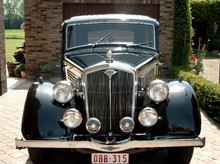 Wolseley Series II 14/56, 18/80