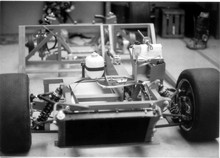 P2 Renault Rolling Chassis Nov 74