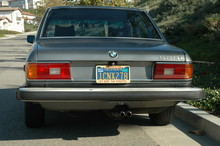 5 Series (Six Cylinder) 1981+