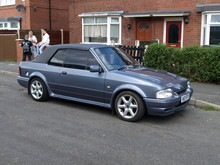 Escort RS Turbo Cabriolet