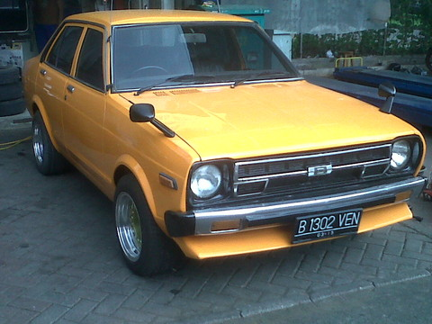 Datsun Sunny 120Y, Type B310 - Motorbase