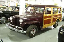 1949 Jeep Station Wagon