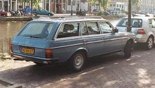 1981 Mercedes-Benz 280 TE