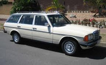 1984 Mercedes-Benz 280 TE