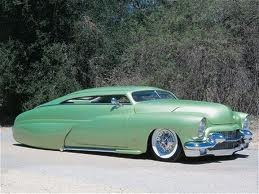 Mercury Custom Coupe
