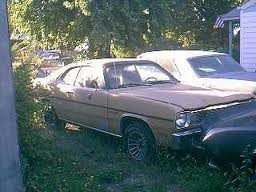 1975 Plymouth Gold Duster