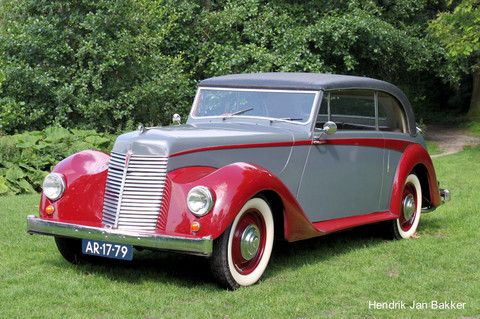 1947 Armstrong-Siddeley Typhoon 16hp