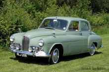 1954 - 1956 Humber Hawk Mark VI