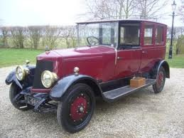 1920 Armstrong Siddeley 30