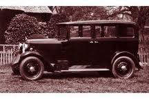 1931 Armstrong Siddeley 12