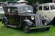 1936 Armstrong Siddeley 14