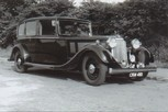 Armstrong Siddeley Special MK I / Mk II