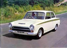 Ford Cortina I Lotus