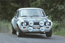 Ford Escort I TC