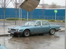 1984 Jaguar 4.2 Sovereign Series III