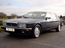 1993 Daimler Double Six