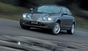 2002 Jaguar S-Type R