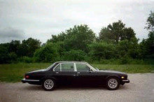 1981 Jaguar XJ6 Series III