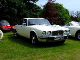 Jaguar Daimler Sovereign 3.4 Litre Series II