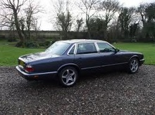 2002 Jaguar XJ8 Sovereign