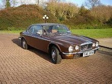 Daimler Sovereign 4.2 Litre Coupe Series II