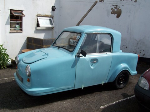 1954 AC Invacar Left View