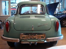 1959 NSU Prinz 2 rear view